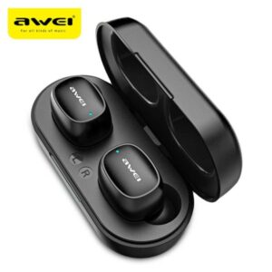 Awei T13 Wireless Earbuds Price in Bangladesh, Best Quality Earbuds in BD, Awei Earbuds Price in BD, Wireless Sports Ear Buds in BD...