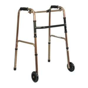 Folding Walker for Adults in BD, Lightweight Folding Walker Price in BD, Folding Walker for Adults Price in Bangladesh, Folding Walker with Front Wheels...