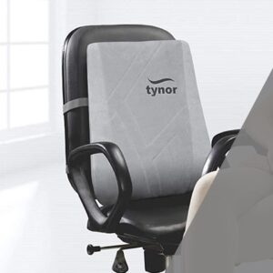 Original Indian I-46 Tynor Back Rest Price in Bangladesh, Back Support Chair Cushion for Back Pain in Dhaka, Back Support Pillow Price in BD