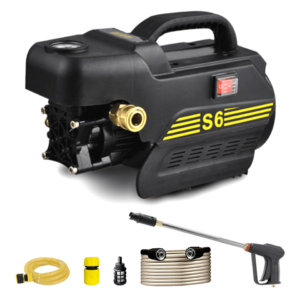 ZNC S6 High Pressure Car Washer in Bangladesh, High Pressure Bike Washer Price in BD, Pressure Washer in BD, Best Quality Car Washer Price in Bangladesh
