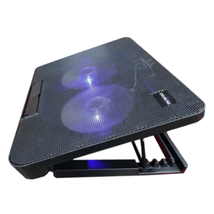 Best Quality Laptop Cooling Pad with 2 Fans in BD, Cooling Pad for Gamming Laptop, Notbook Cooling Pad Price in Dhaka, N99 Cooler Pad Price in Bangladesh