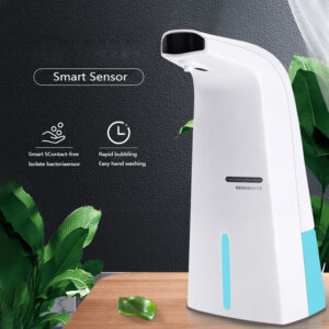 Automatic Sensor Liquid Soap Dispenser Price in BD, Touchless Hand Sanitizer Dispenser, Intelligent Induction Foam Washing Dispenser in BD