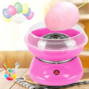 Electric Sweet Cotton Candy Maker in Dhaka, Cotton Candy Maker Price in BD, Candy Floss Maker for Home Use, Mini Diy Sweet Cotton Candy Maker, Electric Candy Floss Maker, বাসায় হাওয়াই মিঠাই বানানোর মেশিন