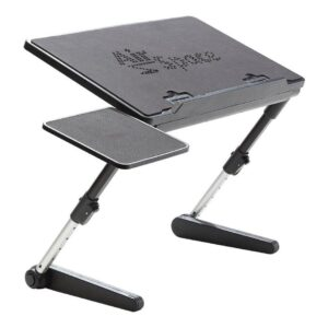 Air Space Height Adjustable Laptop Stand in BD, Foldable Laptop Table Price in Dhaka, Folding Laptop Desk in BD, Portable Laptop Stand in Bangladesh, Folding Bed Table in BD