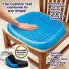 Egg Sitter in BD, Honeycomb Seat Cushion Price in BD, Chair Cushion for Hip Pain in Dhaka, Soft Seat Cushion in Dhaka, Orthopedic Hip Support, Egg Sitter in Bangladesh, এ্যাগ সিটার,