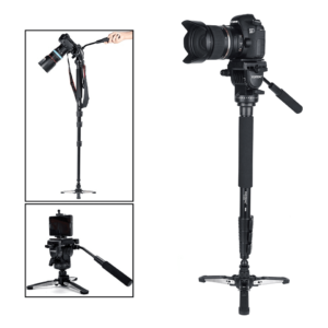 Yunteng VCT-588 Monopod - Tripod Camera Stand in Bangladesh, Yunteng VCT-588 Monopod Strand in Dhaka, Extendable Camera Tripod Strand Price in BD, Tripod for DSLR, Camcorder & Mobile Price in Bangladesh, ট্রাইপড ক্যামেরা স্ট্যান্ড,