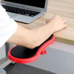 Attachable Computer Arm Support for Desk in Bangladesh, Wrist Support for Table in Dhaka, Elbow and Arm Rest Support for Desk Price in BD, Arm Support Pad Online in BD