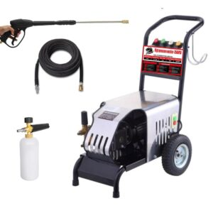 Commercial High Pressure Washer Price in Bangladesh, High Pressure Car and Bike Washer in BD, 2500psi, 1800W, 175bar Pressure Washer in Dhaka