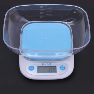 SH-125 Electronic Kitchen Scale in Bangladesh, Digital Weight Scale Machine Price in BD, Low Price Digital Kitchen Scale Price in Dhaka,